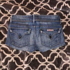 Hudson Jeans cut into Shorts